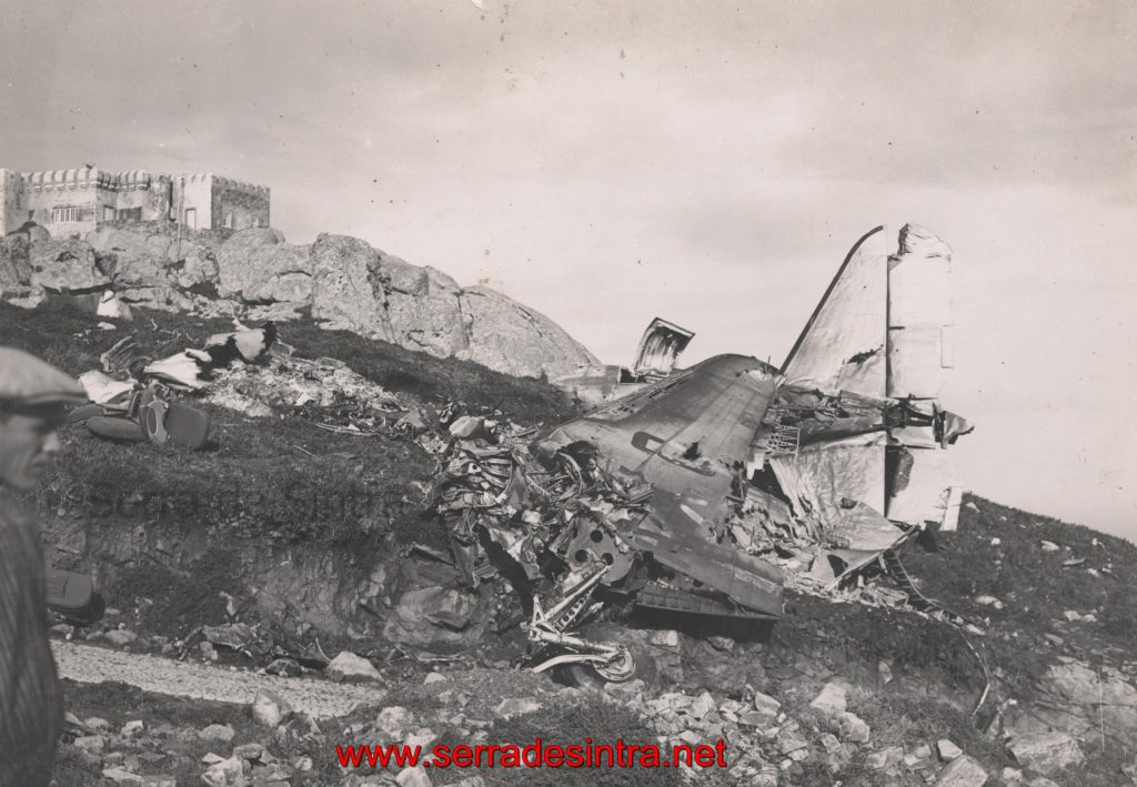 Desastre do Avião Francês