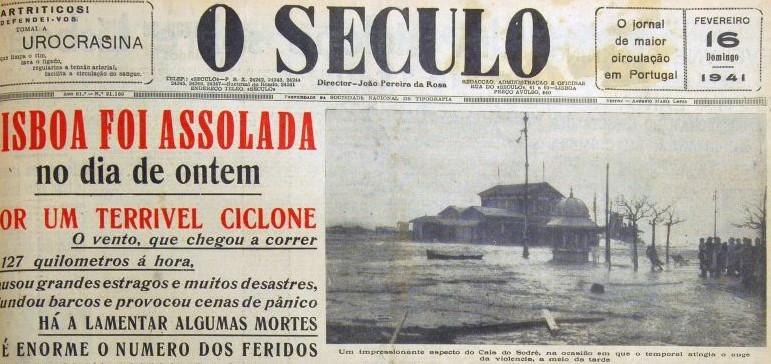 Grande Ciclone de 15-02-1941