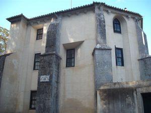 Antiga igreja paroquial de São Miguel
