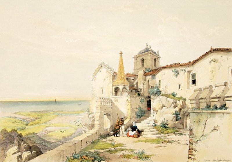 Mosteiro ou Convento da Pena em Sintra