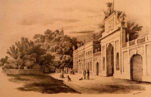 Palacio de Seteais e Monte das Alviceras