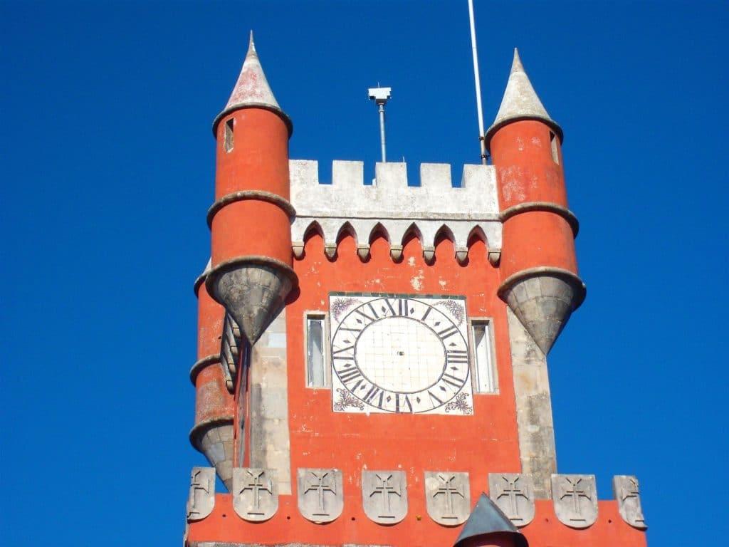 Palácio da Pena Torre do Relógio