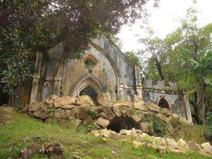 Capela da Quinta do Palácio de Monserrate