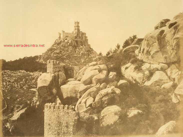Palacio e castelo dos mouros