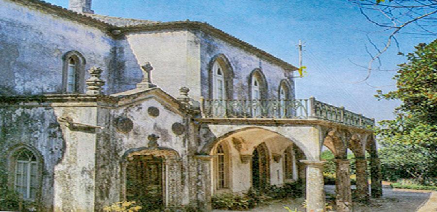 Quinta do Saldanha em Sintra