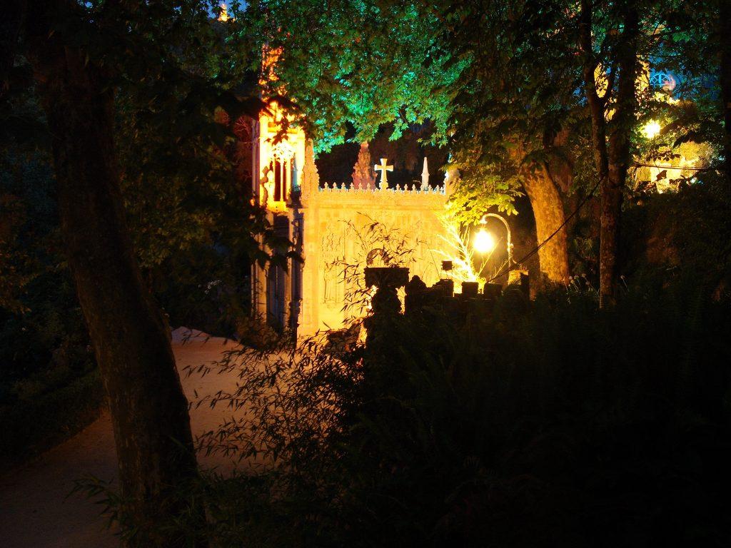 Palácio da Quinta da Regaleira Capela
