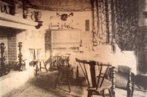 Vila Sasseti sala de estar
