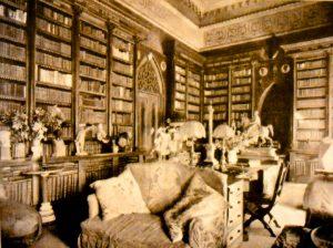 Biblioteca do Palácio de Monserrate