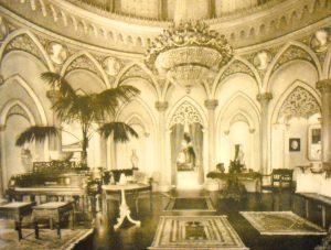 Palácio de Monserrate - a Sala