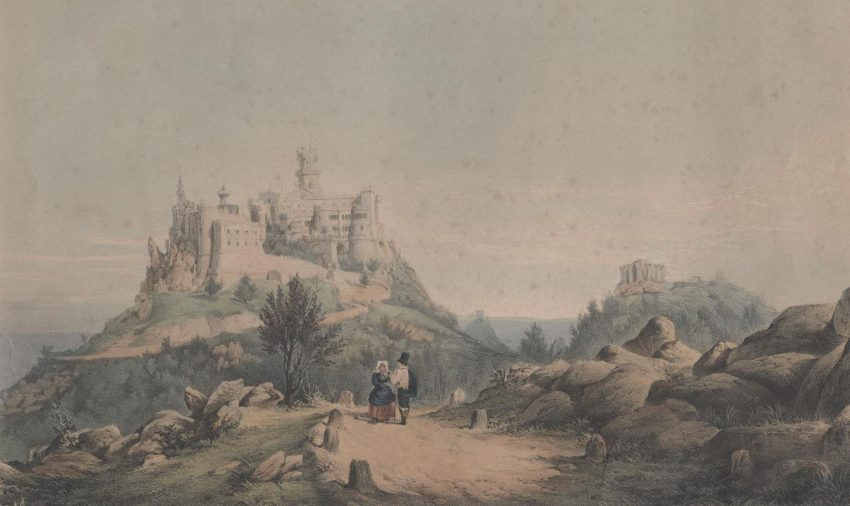 Palácio da Pena e Alto de Santo António
