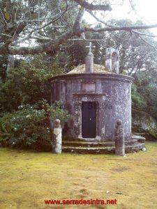Capela da Senhora do Monte na Quinta da Penha Verde