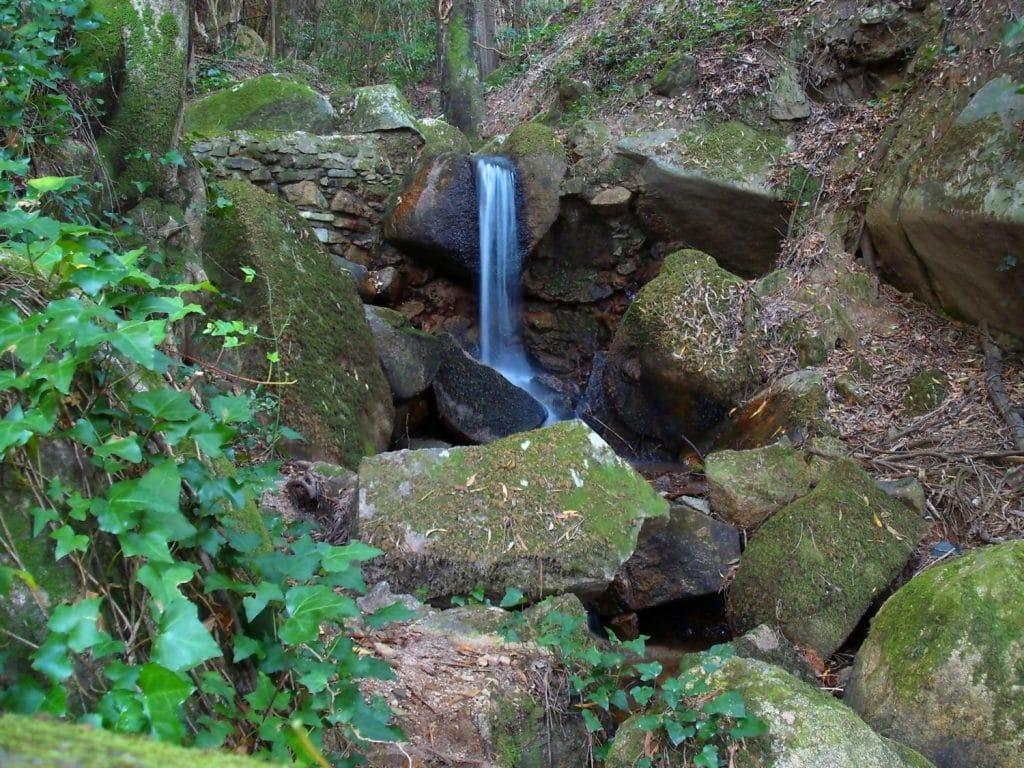 Fonte dos Ladrões - Cascata