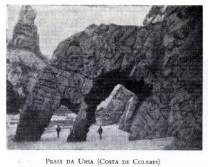Praia da Ursa em Sintra