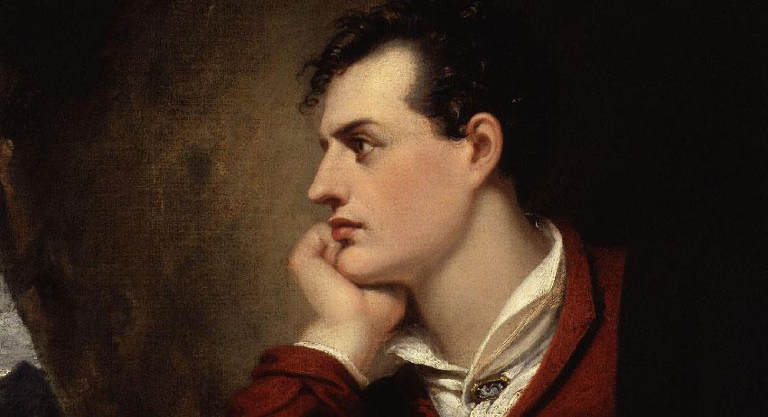 Lord Byron – George Noel Gordon