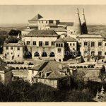 Palacio da Vila de Sintra 74 Fotografias Antigas do Palácio da Vila