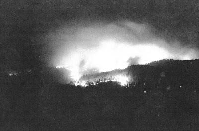 Serra de Sintra 2 grande Incêndio da Serra de Sintra