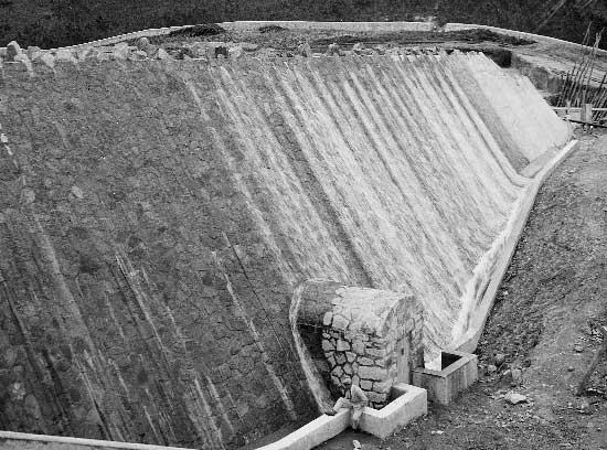 Barragem do Rio da Mula em 1936 02 . 1 Barragem do Rio da Mula