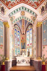 Chalet Biester capela 2 Chalet Biester
