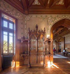 Chalet Biester interiores 4 Chalet Biester