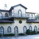 Chalet da Condessa Parque da Pena 7 Fotografias Antigas do Chalet da Condessa