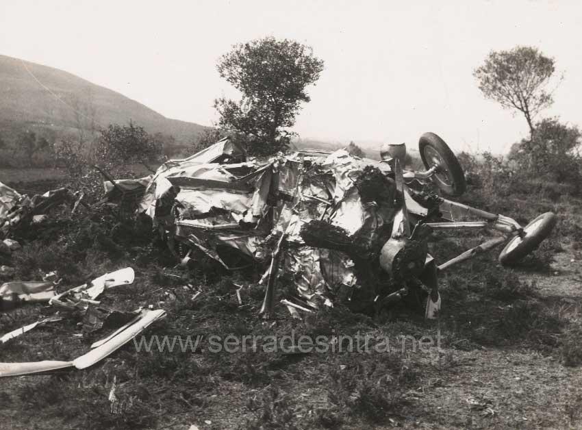 Desastre do Aviao Frances na Peninha Desastre do Avião Francês