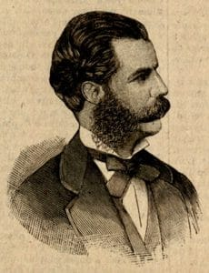 Frederico Biester gravura do diaio ilustrado Chalet Biester