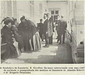 O Sanatorio de SantAna Chalet Biester