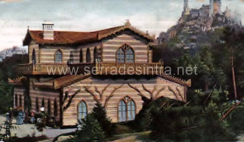 Palacio da Pena em Sintra 113 Fotografias Antigas do Palácio da Pena