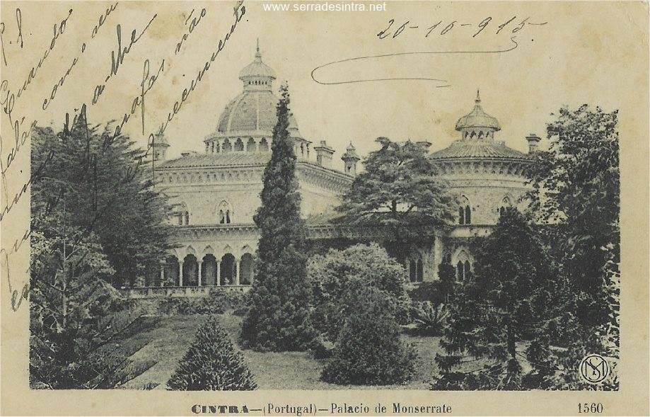 Palacio de Monserrate 1 palácio de monserrate