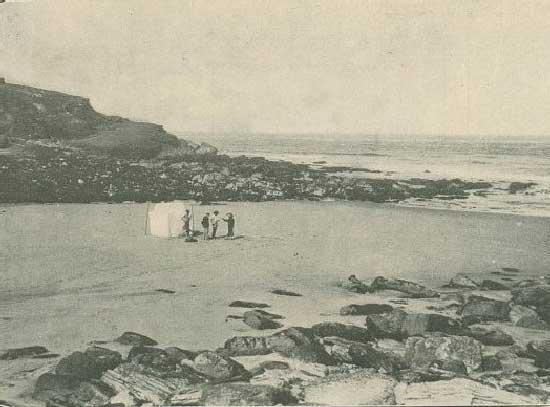 afogamento na praia das Macas 2 Tragédia na Praia das Maçãs