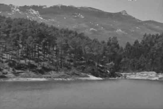 barragem Barragem do Rio da Mula