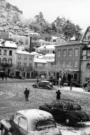 A neve em Sintra 8 A Neve em Sintra