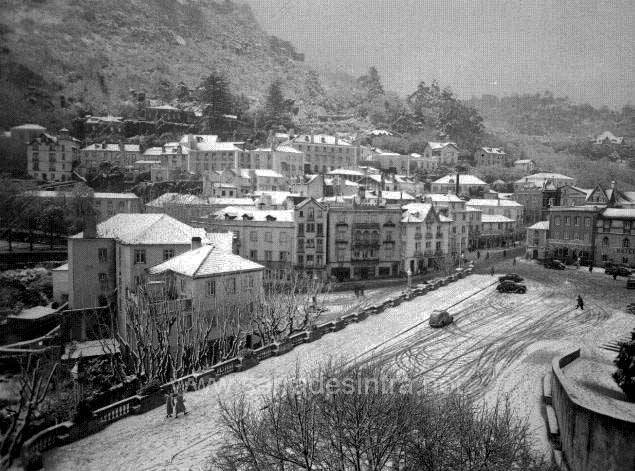 A neve em Sintra 9 1 A Neve em Sintra