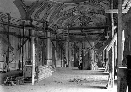 O Grande incendio no Palacio de Queluz 20 Incêndio no Palácio de Queluz