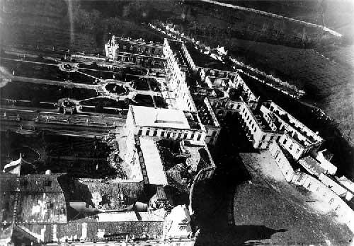 O Grande incendio no Palacio de Queluz 24 Incêndio no Palácio de Queluz