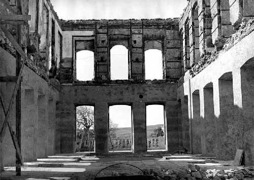 O Grande incendio no Palacio de Queluz 9 Incêndio no Palácio de Queluz