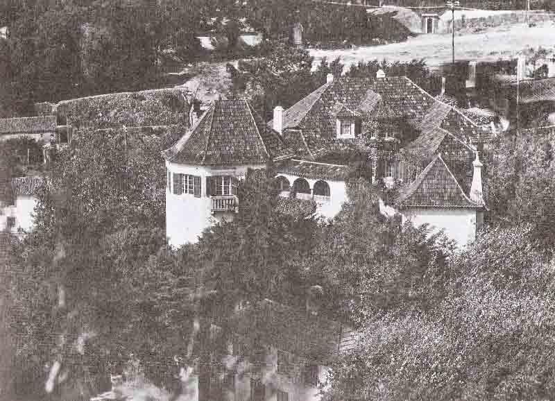 Casa do Cipreste Raul Lino em Sintra Casa do Cipreste