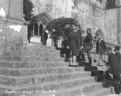 Visita de Emile Loubet Visitas Reais a Sintra