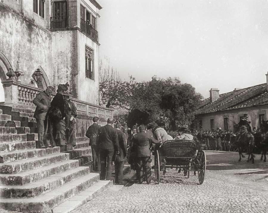 Visitas Reais a Sintra de 1903 a 2011