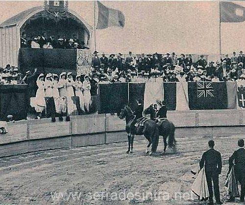 Praça de touros de Sintra