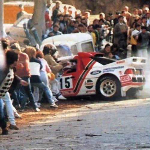 Acidente Rally na Serra de Sintra – 5 Março de 1986