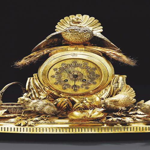 Sintrense compra Relógio de D. Fernando II de 1865