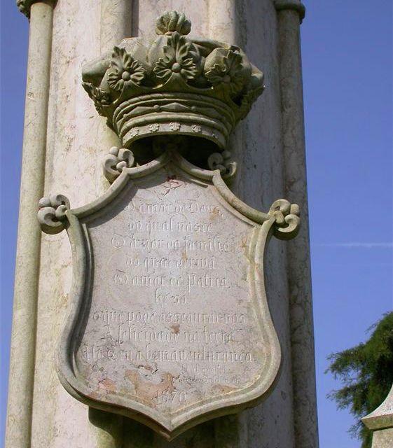 Quinta do Saldanha - monumento da fé