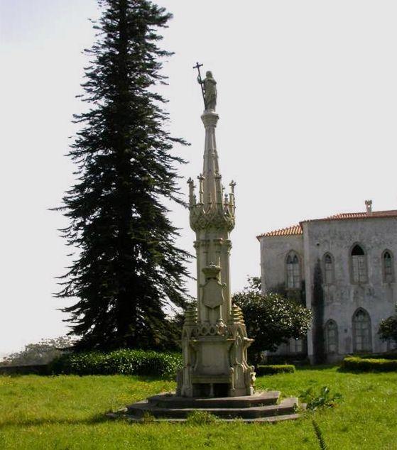 Quinta do Saldanha ou antiga Quinta da Sabuga - monumento da fé